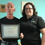 Employees of the Month - July 2018  Ron K. & Carl C.