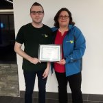 Employee of the Month - April 2018