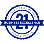 2013 St. John's Board of Trade Business Excellence Award