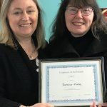 Employee of the Month - February 2018 Patricia H.